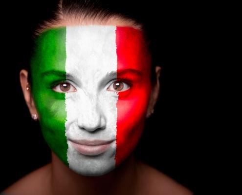 donna italiana